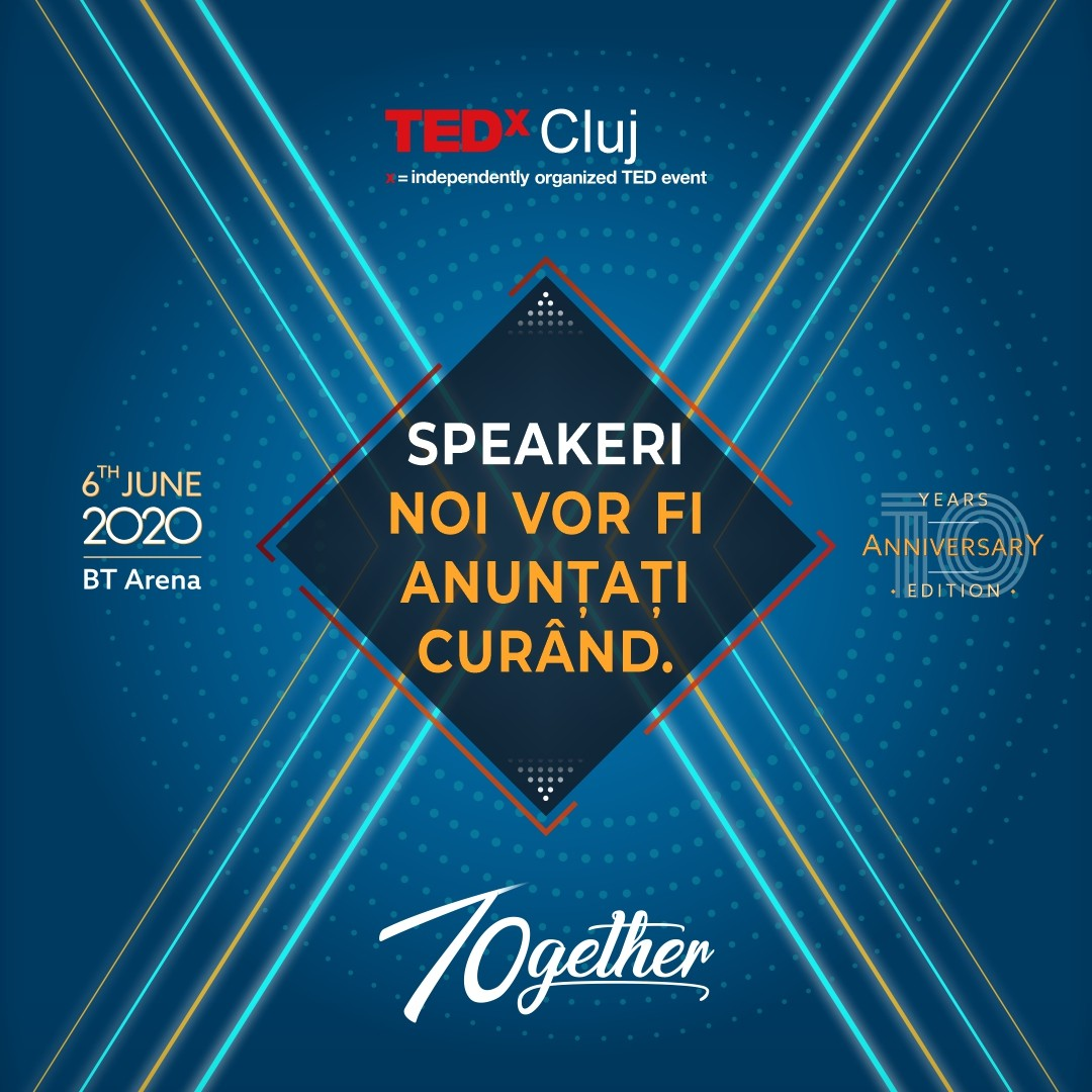 TEDxCluj Speakeri Noi