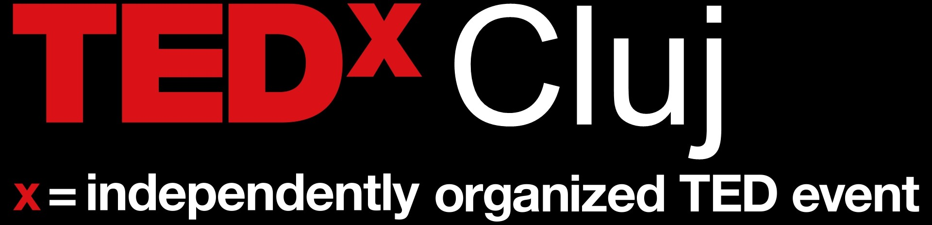 TEDxCluj 2020 Logo