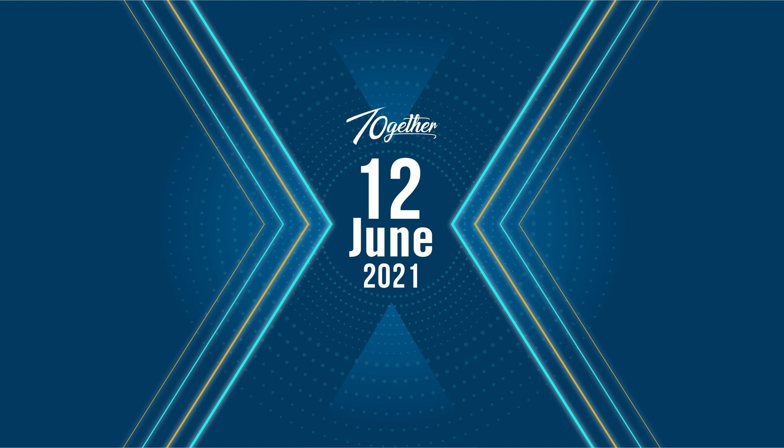 TEDxCluj 2021 Together | 12 iunie 2021