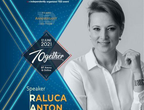 Interviu Raluca Anton | Psiholog și Speaker TEDxCluj 2021