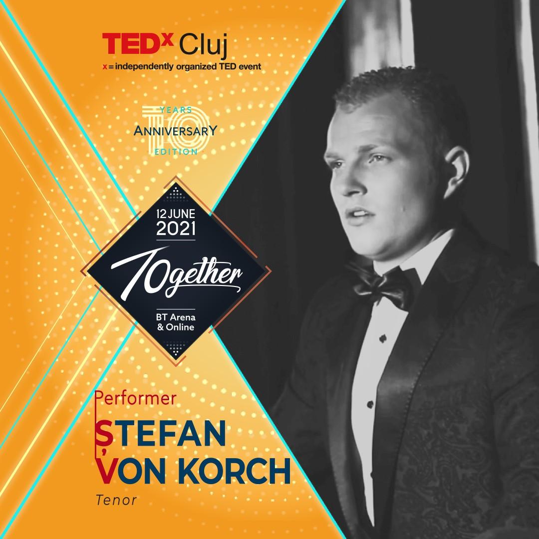 Stefan VON KORCH, tenor