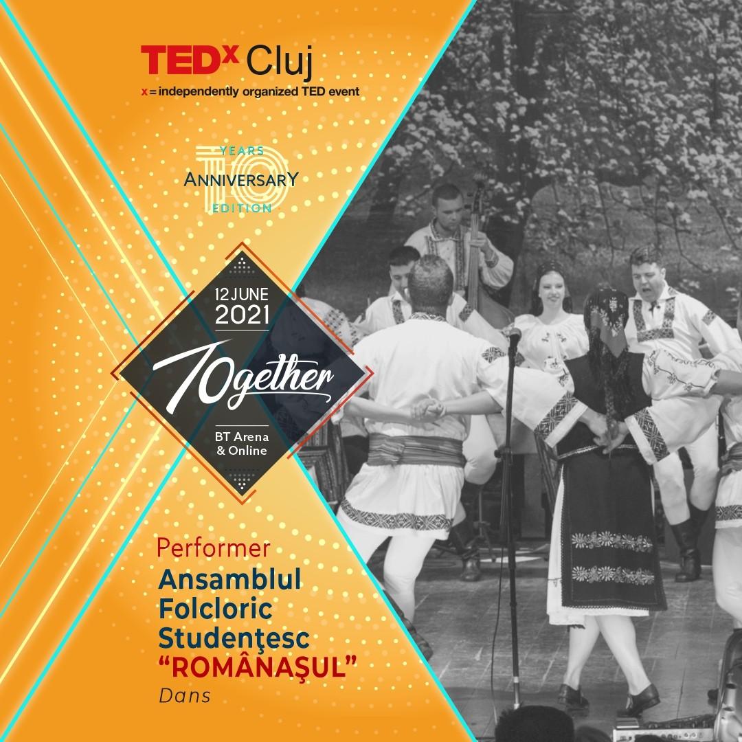 "Ansamblul Folcloric Studenţesc ""ROMÂNAŞUL"""